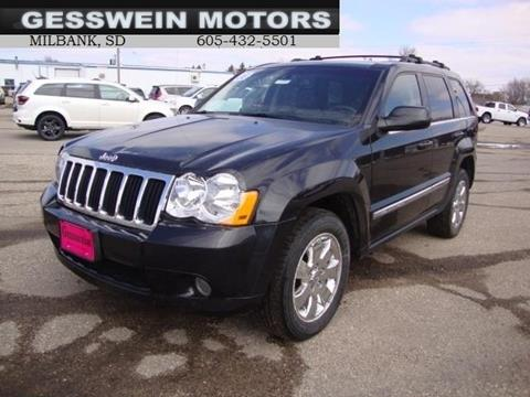 2008 Jeep Grand Cherokee for sale in Milbank, SD