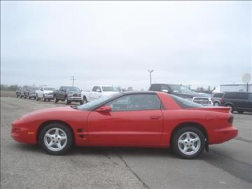 1999 Pontiac Firebird for sale in Milbank, SD
