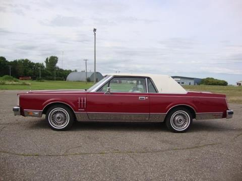 1983 Lincoln Mark VI for sale in Milbank, SD