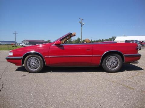 1989 Chrysler TC for sale in Milbank, SD