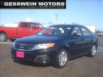 2009 Kia Optima for sale in Milbank, SD