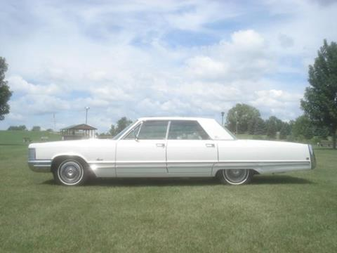 1968 Chrysler Imperial for sale in Milbank, SD