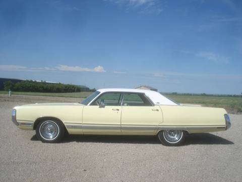1972 Chrysler New Yorker for sale in Milbank, SD