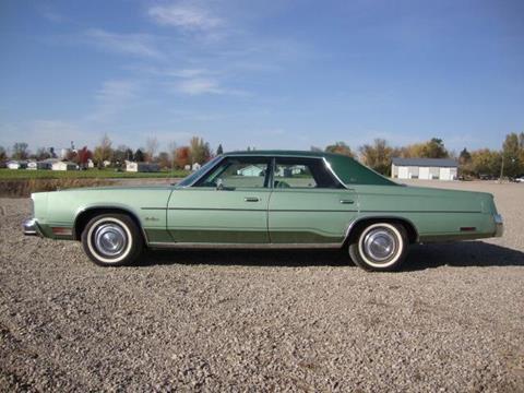 1978 Chrysler New Yorker for sale in Milbank, SD