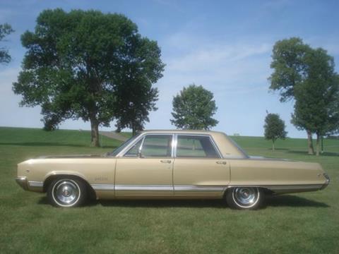 1968 Dodge Monaco for sale in Milbank, SD
