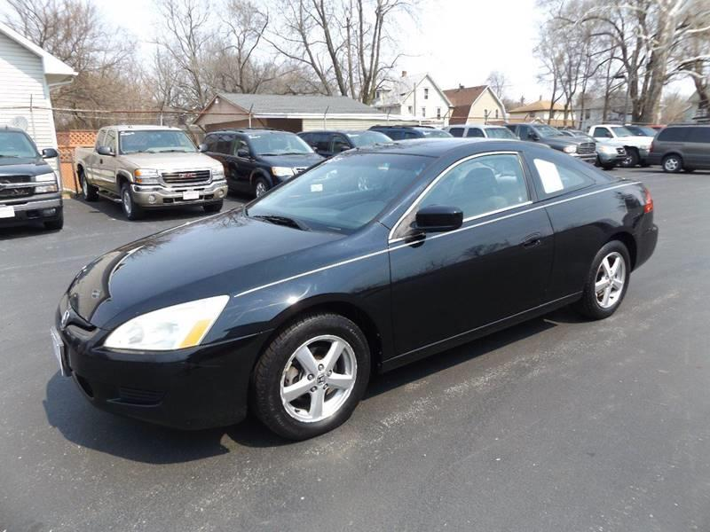 2003 Honda Accord EX 2dr Coupe   Lima OH