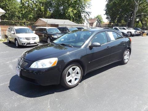 2009 Pontiac G6 for sale in Lima, OH
