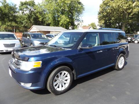 2012 Ford Flex for sale at Goodman Auto Sales in Lima OH