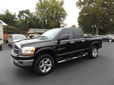 2006 Dodge Ram Pickup 1500 for sale at Goodman Auto Sales in Lima OH