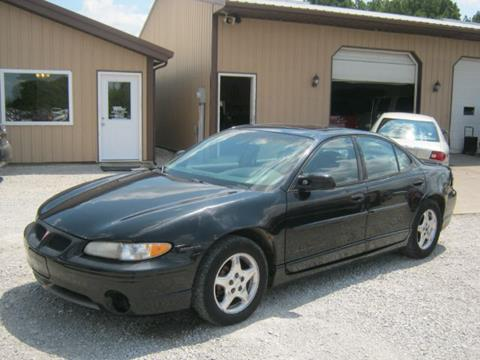 1998 Pontiac Grand Prix for sale in Steeleville, IL
