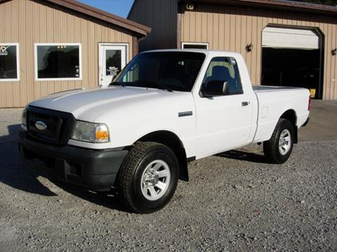 2007 Ford Ranger for sale at Greg Vallett Auto Sales in Steeleville IL