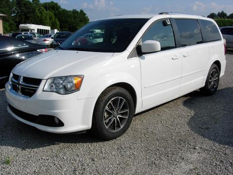 2017 Dodge Grand Caravan for sale at Greg Vallett Auto Sales in Steeleville IL