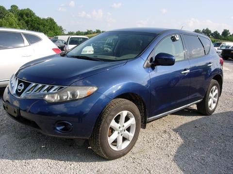 2010 Nissan Murano for sale at Greg Vallett Auto Sales in Steeleville IL