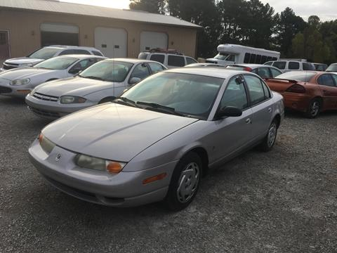 2001 Saturn S-Series for sale at Greg Vallett Auto Sales in Steeleville IL