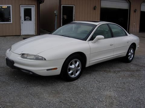 1998 Oldsmobile Aurora for sale at Greg Vallett Auto Sales in Steeleville IL