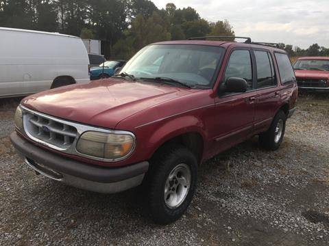 1995 Ford Explorer for sale at Greg Vallett Auto Sales in Steeleville IL