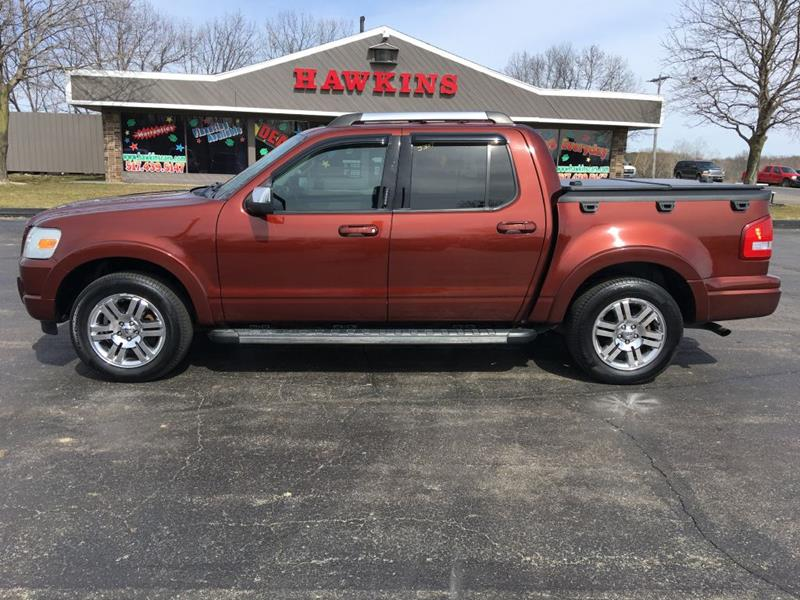 oakbrook in terrace il ford sal truck sale sport for at explorer trac inventory sales details value auto s