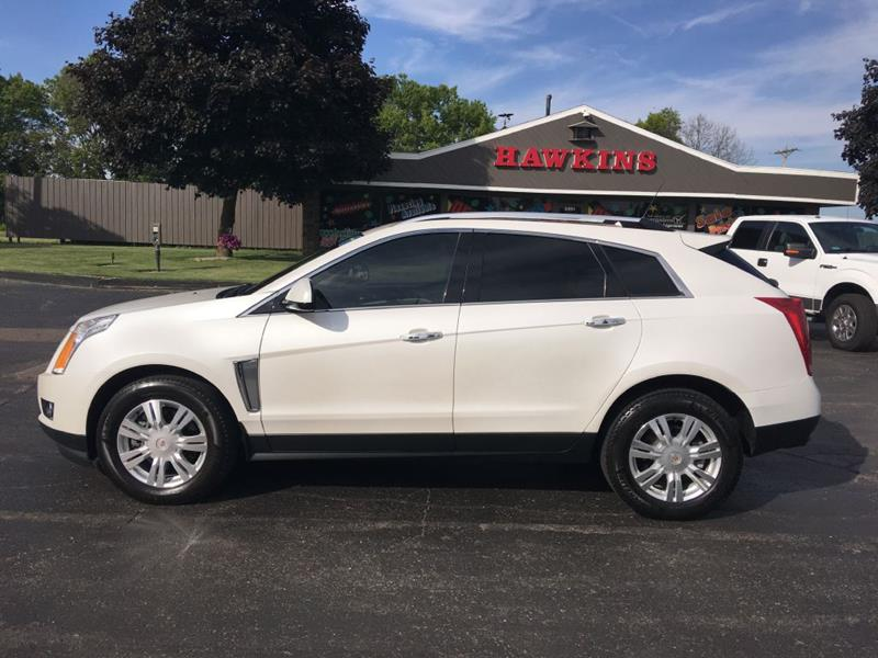 Hawkins Motor Sales >> 2015 Cadillac Srx Performance Collection In Hillsdale Mi Hawkins