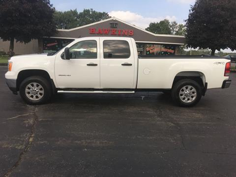2012 GMC Sierra 3500HD for sale in Hillsdale, MI