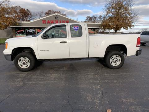 2011 GMC Sierra 2500HD for sale in Hillsdale, MI