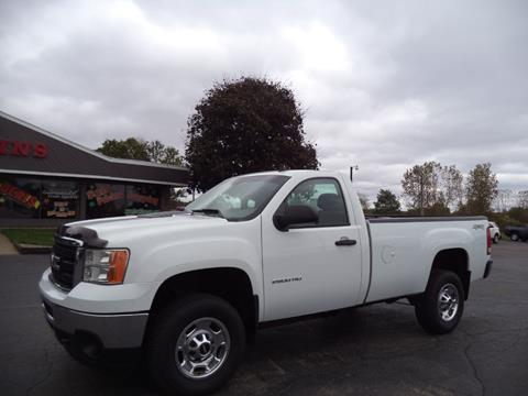 2011 GMC Sierra 2500HD for sale in Hillside, MI