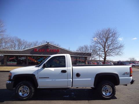 2004 GMC Sierra 2500HD for sale in Hillside, MI