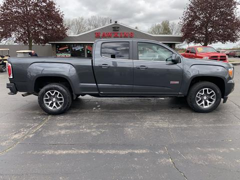 2016 GMC Canyon for sale in Hillsdale, MI