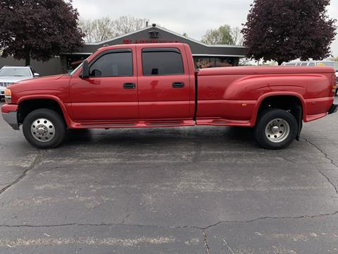 2001 GMC Sierra 3500 for sale in Hillsdale, MI