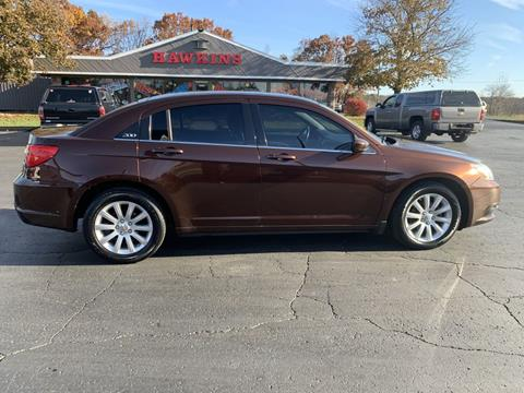 2012 Chrysler 200 for sale in Hillsdale, MI