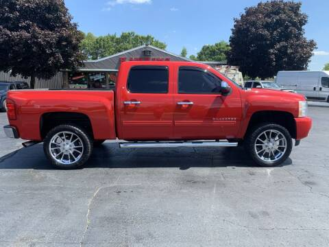 2010 Chevrolet Silverado 1500 for sale at Hawkins Motors Sales in Hillsdale MI