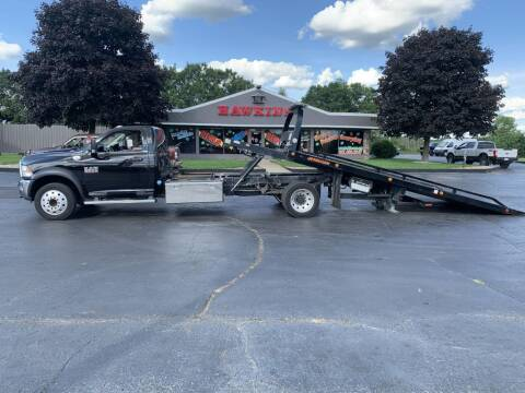 2017 RAM Ram Chassis 5500 for sale at Hawkins Motors Sales in Hillsdale MI