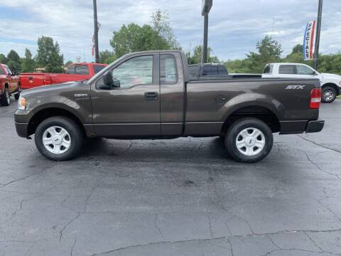 2005 Ford F-150 for sale at Hawkins Motors Sales in Hillsdale MI