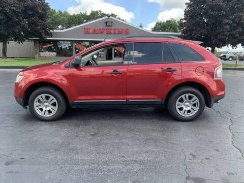 2007 Ford Edge for sale at Hawkins Motors Sales in Hillsdale MI