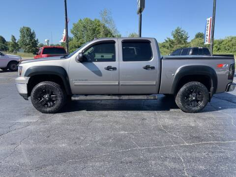 2009 GMC Sierra 1500 for sale at Hawkins Motors Sales in Hillsdale MI