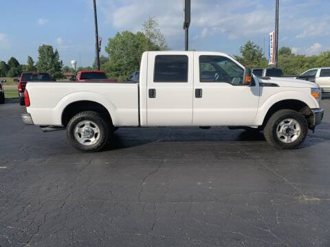 2015 Ford F-250 Super Duty for sale at Hawkins Motors Sales in Hillsdale MI