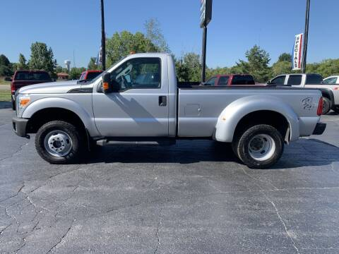 2012 Ford F-350 Super Duty for sale at Hawkins Motors Sales in Hillsdale MI