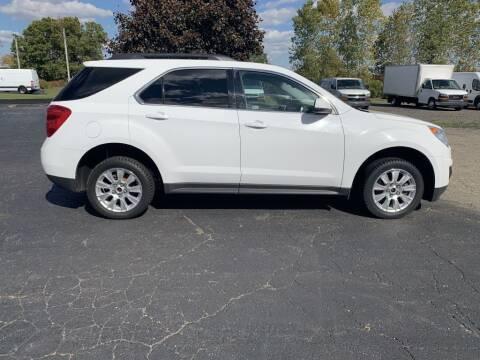 2014 Chevrolet Equinox for sale at Hawkins Motors Sales in Hillsdale MI