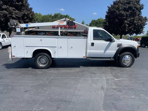 2008 Ford F-450 Super Duty for sale at Hawkins Motors Sales in Hillsdale MI