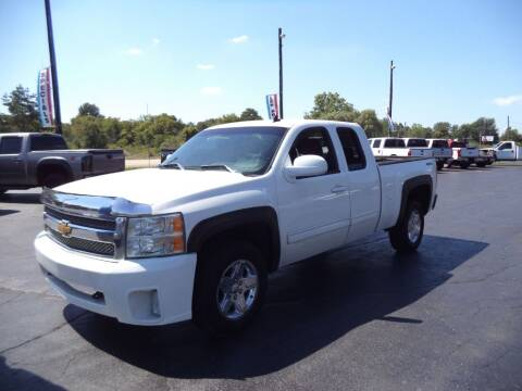 2012 Chevrolet Silverado 1500 for sale at Hawkins Motors Sales - Lot 1 in Hillside MI