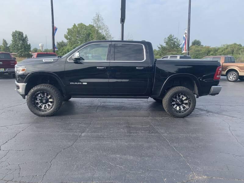 2019 RAM Ram Pickup 1500 for sale at Hawkins Motors Sales in Hillsdale MI