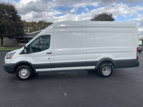 2016 Ford Transit Cargo for sale at Hawkins Motors Sales in Hillsdale MI