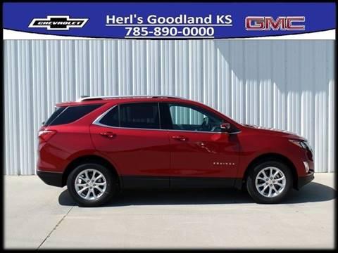 2018 Chevrolet Equinox for sale in Goodland, KS
