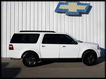 2015 Ford Expedition EL for sale in Goodland, KS