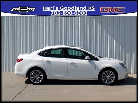 2014 Buick Verano for sale in Goodland, KS