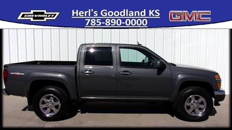 2012 GMC Canyon for sale in Goodland, KS