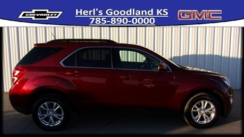 2017 Chevrolet Equinox for sale in Goodland, KS