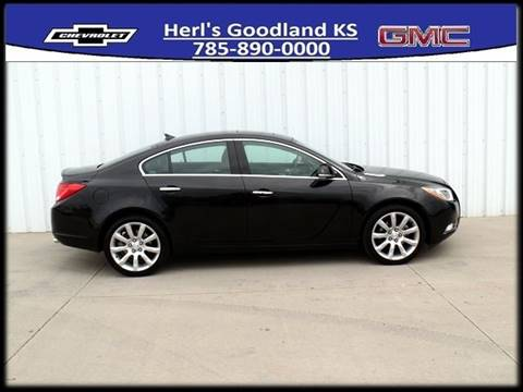 2013 Buick Regal for sale in Goodland, KS