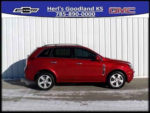 2015 Chevrolet Captiva Sport Fleet for sale in Goodland, KS