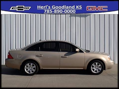 2007 Ford Five Hundred for sale in Goodland, KS