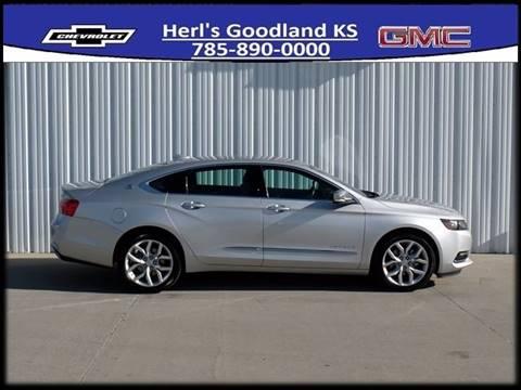 2017 Chevrolet Impala for sale in Goodland, KS